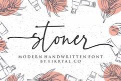 stunning script font bundle Product Image 2