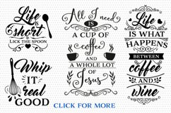 Kitchen SVG Cut Files Pack - Limited Promotion! Product Image 2
