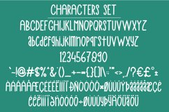 Alpukado - a cute and playful font Product Image 4
