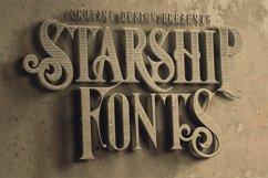 Starship Typeface Product Image 3