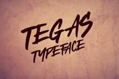 TEGAS TYPEFACE Product Image 1
