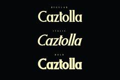 Web Font Caztolla Product Image 3