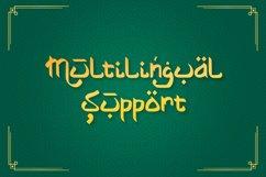 Shayan - Arabic Font Product Image 4