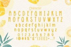 Web Font Demen Product Image 3