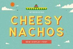 Cheesy Nachos Product Image 1