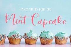 Web Font Mint Cupcake Font Duo Product Image 1