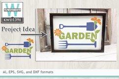 BUNDLED Gardening Cutting Files KWDB022 Product Image 6