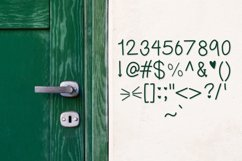 Girl Next Door, A handwritten font Product Image 5