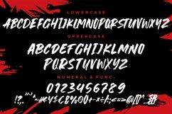 The Rocky Handbrush Typeface Product Image 5