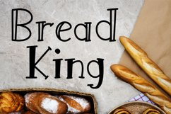Bread King Font Product Image 1