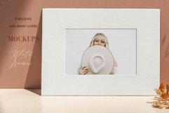 White Frames Mockups Bundle Product Image 2