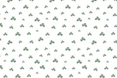St Patrics day gnome seamless pattern Gnome digital paper Product Image 4