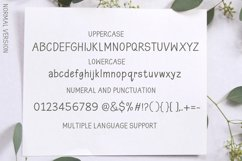 Lovey dovey Font Duo Plus Extras Product Image 4