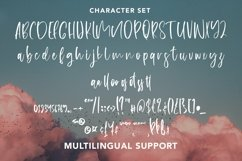 Web Font Footing - Beautiful Handwritten Font Product Image 5