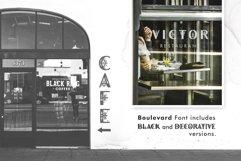 Boulevard - Sans Serif Font Product Image 2