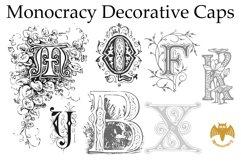 Monocracy Decorative Caps Product Image 4