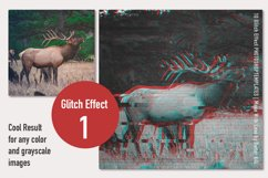 Glitch Effect Set for Photoshop. Product Image 3