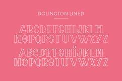 Dolington Font Duo Product Image 4