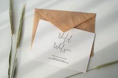 Violet Watson - Script Font Product Image 6