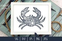 Sea Life Mandala Zentangle Bundle Set of 14 - SVG Product Image 2