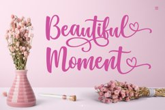 Lovely Script Font - Hello Najwa Product Image 6