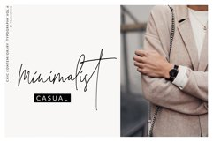 The Styled Edit- Chic Ligature Font Product Image 3