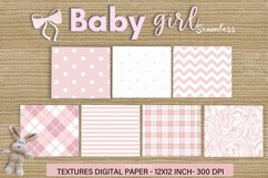Baby girl, texture pink Product Image 3