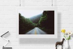 Misty Road - Wall Art - Digital Print Product Image 1