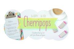 Cherripops Regular - 4 pack Product Image 1