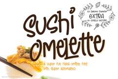 Sushi Omelette Product Image 1