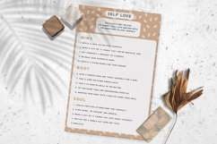 Self Love Planner Product Image 1