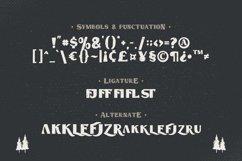 Hastag - Vintage Display Font Product Image 5