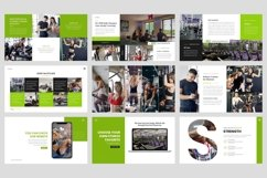 Sport - Fitness Business Workout Keynote Template Product Image 5