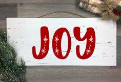 Joy Cut file - SVG & PNG Product Image 3