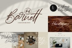 LUXURY & BEAUTY Handwritten Font Bundle Product Image 3