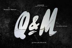 Rissa Typeface + Swashes Product Image 5