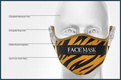 Face Mask Mockup Product Image 5