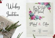 Happy Marlyana font trio Product Image 3