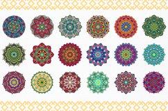 54 Vector Mandalas - Big Collection Product Image 2