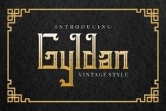 Gyldan - Black Letter Font Product Image 1