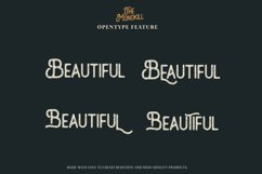 The Monokill - 3 Font With Extras Product Image 5