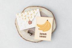 Banana hand drawn clip art Product Image 3