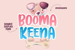 Booma Keena | Double Display Product Image 1