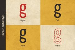 Burma Vintage Font Collection Product Image 2