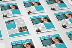 Newsletter template Product Image 6
