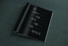 GRACE, A Sophisticated Typeface Product Image 2