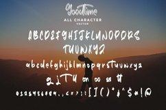 Web Font Goodtime - An SVG Font Product Image 5