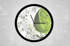 Wall Clock Mockup (Round) Product Image 2