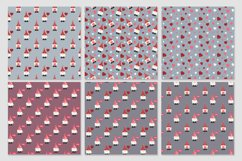 Gnome Valentines digital papers - 30 Seamless Designs Product Image 4