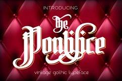 Gothic font bundle Product Image 6